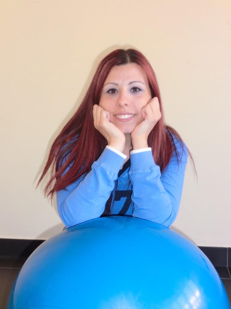 Dott.ssa Veronica Saccà neuropsicomotricista dell'età evolutiva