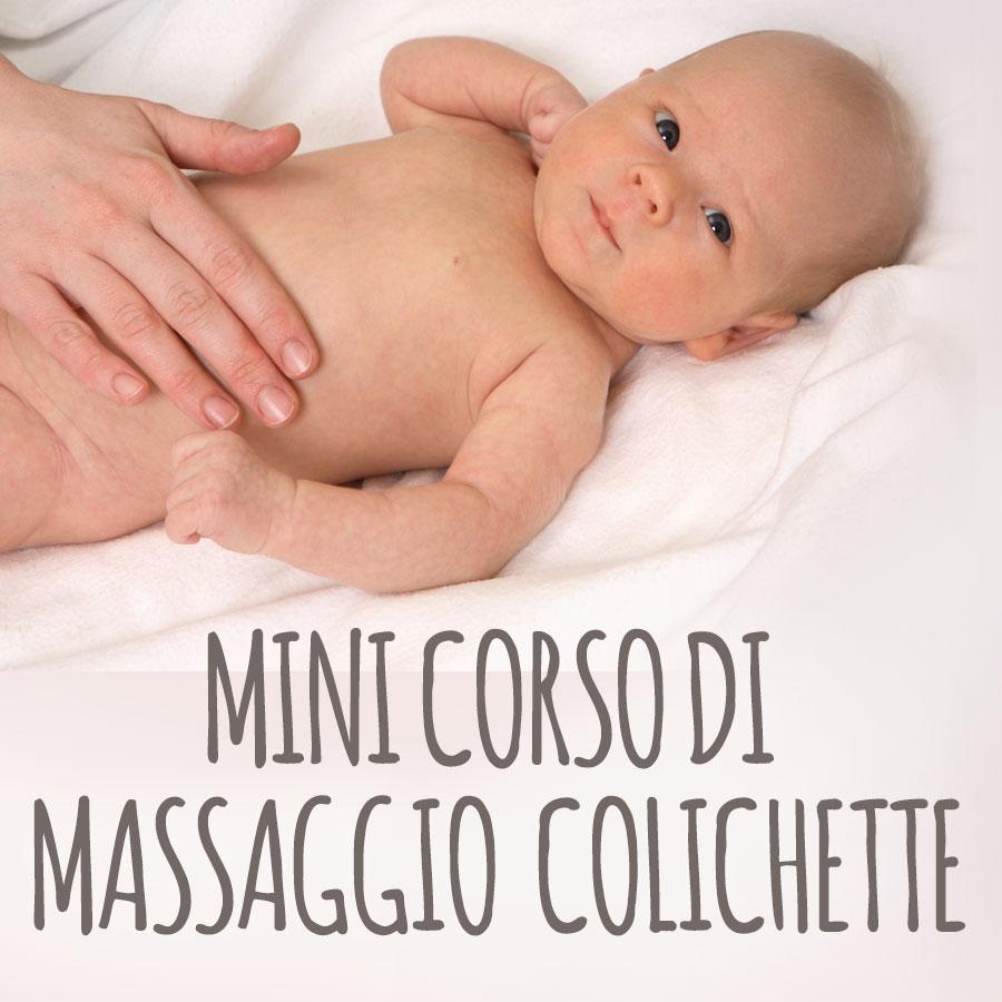 massaggio infantile torino